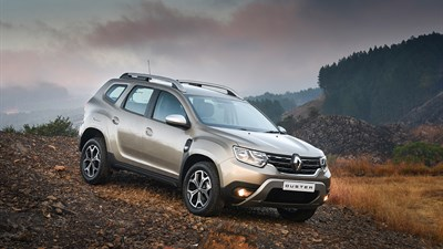 New Renault DUSTER MountainsParked ig w400 h225